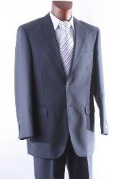 2 Button 100% Wool