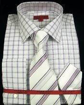 Shirt Tie and Hankie