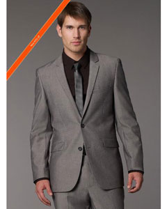 Grey Tonic Slim Fit