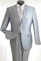 True Slim Suit in