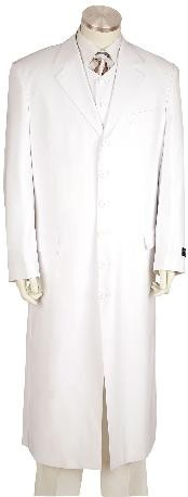White 3 Piece Fashion