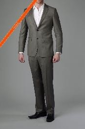 Stripe Slim Cut Suit