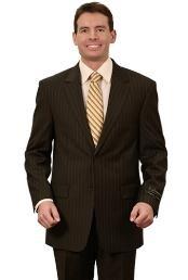 Mens Classic Suits Black