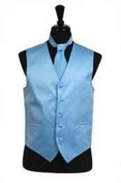 Tie Set Light Blue