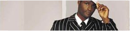gangster pinstripe suits