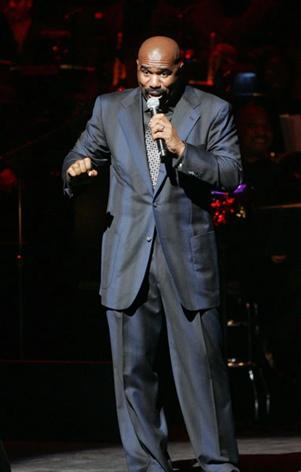 blue and black suit