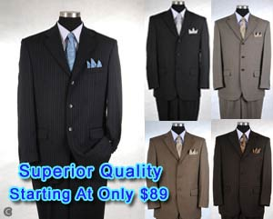 Superior Quality Designer Mens Church Suits New York 2016