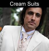 Cream Suits
