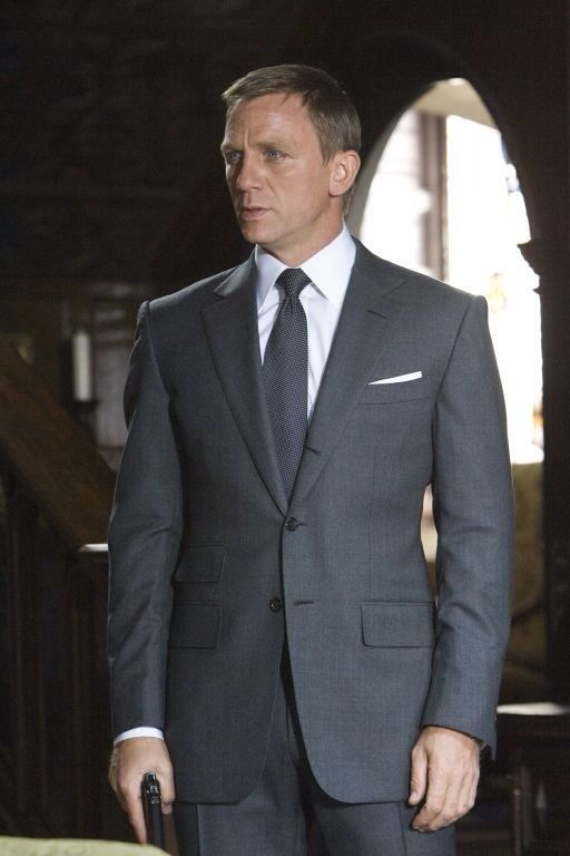 18 Best James Bond Suits Spectre Vs Skyfall Vs Quantum Of