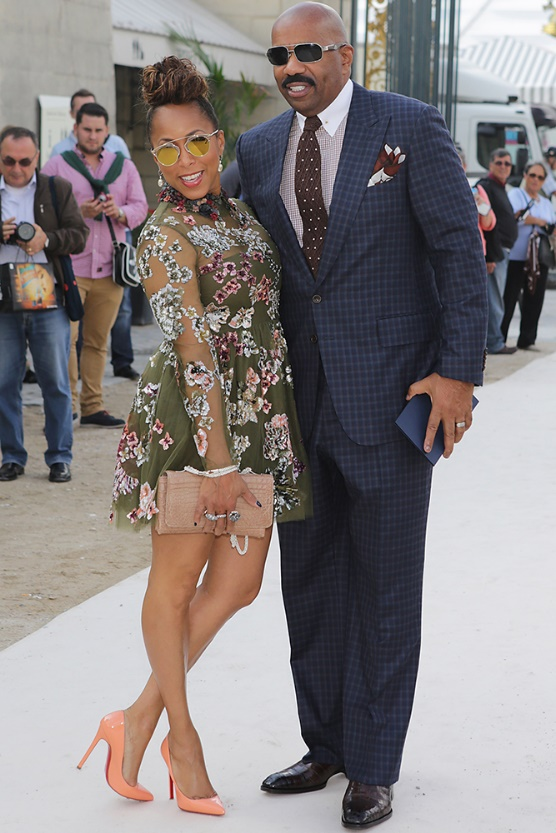 18 Best Steve Harvey Suit Style On The Red Carpet