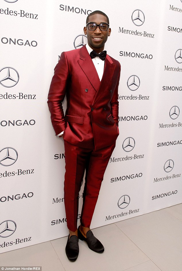 How to Wear Red Suits the Right Way, 18 Best Celebrity Looks ...