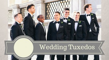 Wedding Tuxedos and Suits by Ralph Lauren