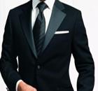 2 button tuxedo