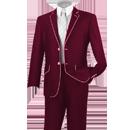 Burgundy Tuxedo Rental