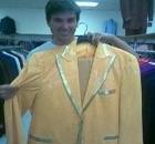 Gold Tuxedo Rental