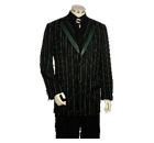 Olive Green Tuxedo