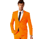 Orange Tuxedo Rental