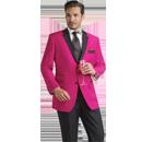 Pink Tuxedo Rental