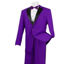 Purple Tuxedo Rental