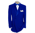 Royal blue Tuxedos
